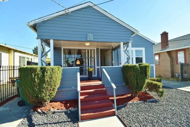 7106 Lockwood Street, Oakland, CA 94621 (#BE40971174) :: The Kulda Real Estate Group