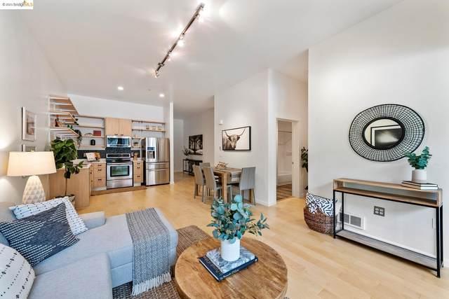 1201 Pine Street 155, Oakland, CA 94607 (#EB40971180) :: Paymon Real Estate Group