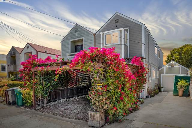 1685 16Th St, Oakland, CA 94607 (#BE40971181) :: The Gilmartin Group
