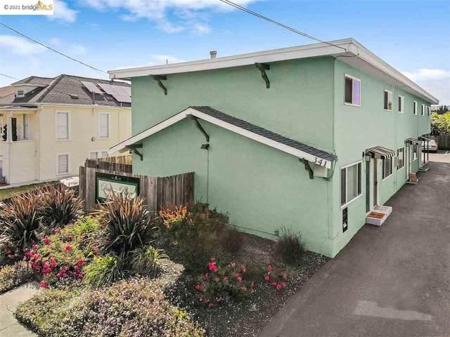 341 Castro St, San Leandro, CA 94577 (#EB40971195) :: The Kulda Real Estate Group