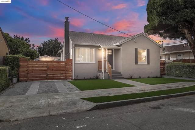 4312 Nevin Ave, Richmond, CA 94805 (#EB40971219) :: The Kulda Real Estate Group