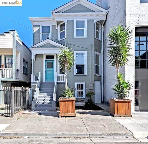 2006 Myrtle St, Oakland, CA 94607 (#EB40971263) :: The Sean Cooper Real Estate Group