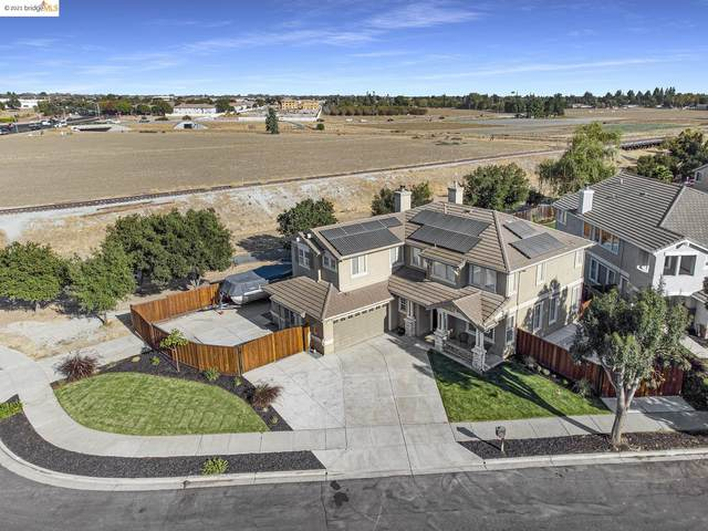 1316 Muscat Ct, Brentwood, CA 94513 (#EB40971266) :: The Kulda Real Estate Group