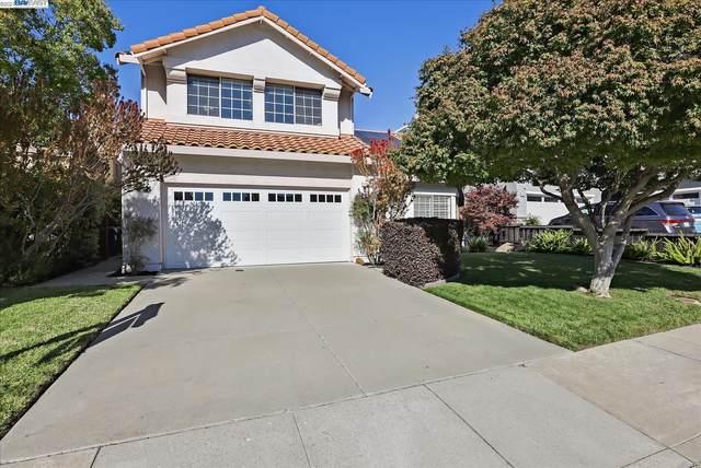 7533 Denison Pl, Castro Valley, CA 94552 (#BE40971282) :: The Realty Society