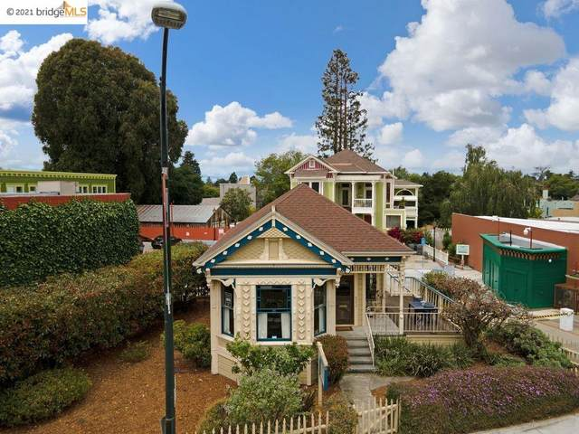5315 College Ave, Oakland, CA 94618 (#EB40971283) :: The Kulda Real Estate Group