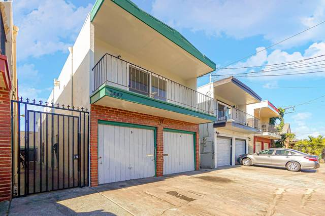 7447 Weld St, Oakland, CA 94621 (#BE40971327) :: The Kulda Real Estate Group