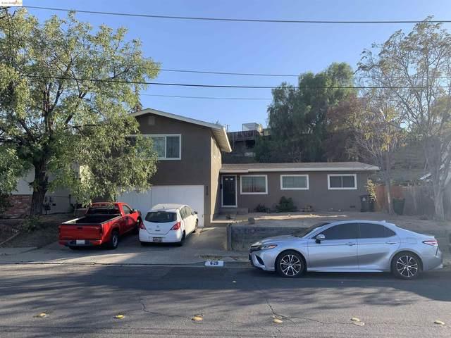 628 Shaddick Dr, Antioch, CA 94509 (#EB40971345) :: The Goss Real Estate Group, Keller Williams Bay Area Estates
