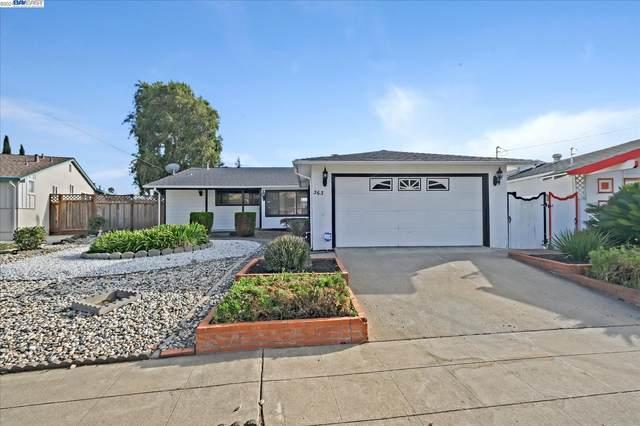 363 Inwood Ln, Hayward, CA 94544 (#BE40971355) :: The Goss Real Estate Group, Keller Williams Bay Area Estates