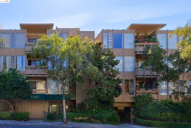 5343 Broadway Terrace 304, Oakland, CA 94618 (#EB40971359) :: The Kulda Real Estate Group