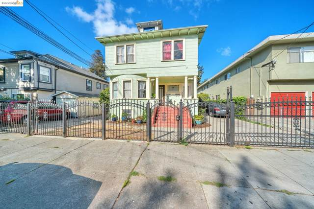 1831 34Th Ave, Oakland, CA 94601 (#EB40971371) :: The Kulda Real Estate Group