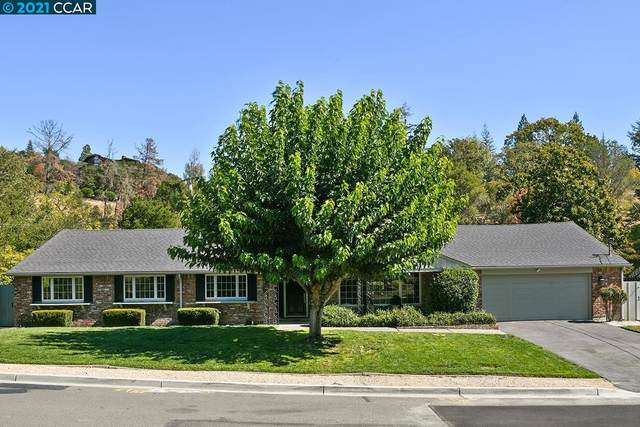 3490 Black Hawk Rd, Lafayette, CA 94549 (#CC40971383) :: Paymon Real Estate Group