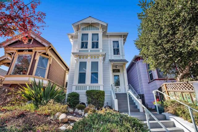 1713 Filbert St, Oakland, CA 94607 (#CC40971418) :: The Sean Cooper Real Estate Group
