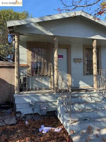 1319 Kelsey St, Richmond, CA 94801 (#EB40971424) :: The Kulda Real Estate Group