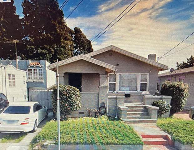 1732 87th Avenue, Oakland, CA 94621 (#BE40971437) :: Live Play Silicon Valley