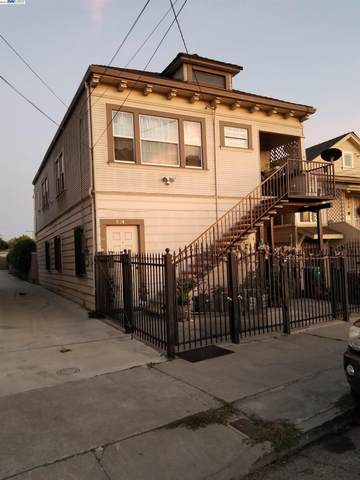 834 27Th Ave, Oakland, CA 94601 (#BE40971442) :: The Kulda Real Estate Group