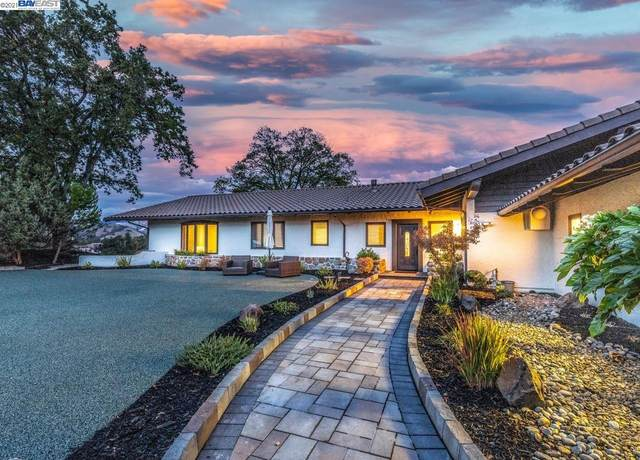 291 El Pinto, Danville, CA 94526 (#BE40971449) :: The Sean Cooper Real Estate Group