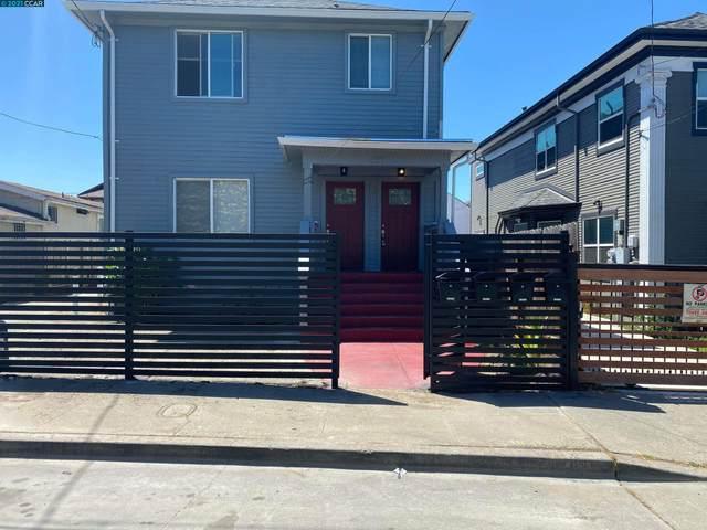 831 35th, Oakland, CA 94608 (#CC40971458) :: The Kulda Real Estate Group