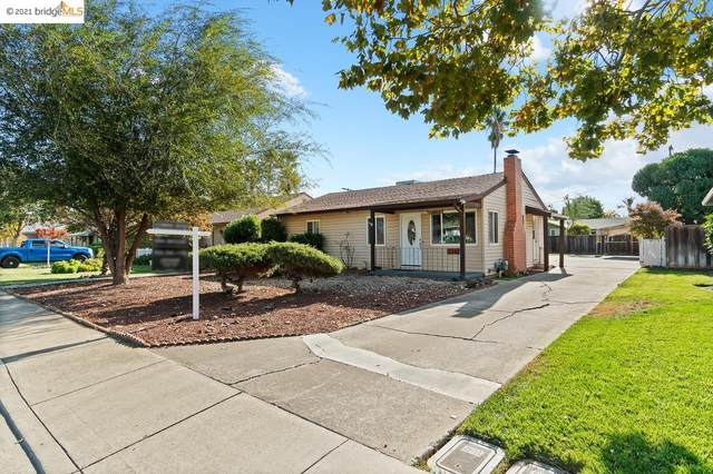 226 Delta Ave, Brentwood, CA 94513 (#EB40971511) :: The Kulda Real Estate Group