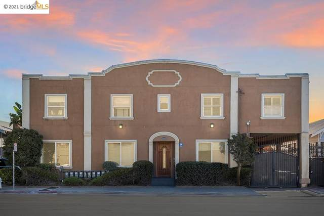 2842 Adeline St 5, Oakland, CA 94608 (#EB40971518) :: The Sean Cooper Real Estate Group
