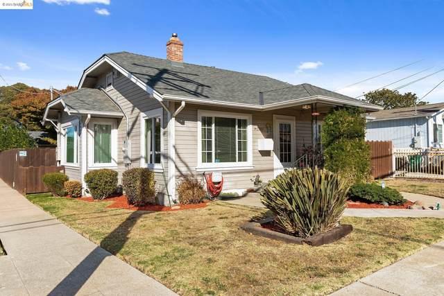 3903 Solano Ave, Richmond, CA 94805 (#EB40971522) :: The Kulda Real Estate Group