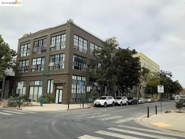 1500 Park Avenue 322, Emeryville, CA 94608 (#EB40971519) :: The Kulda Real Estate Group