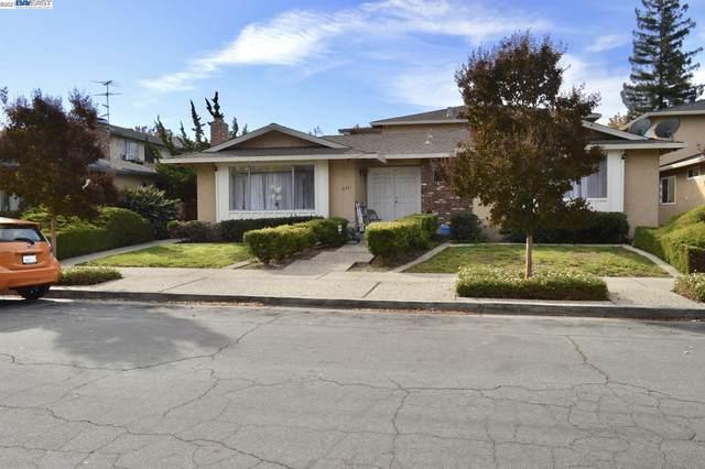 631 Bolton Ct, San Jose, CA 95129 (#BE40971532) :: The Sean Cooper Real Estate Group