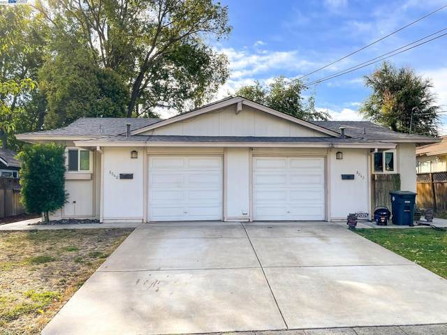 8640 Beverly Ln, Dublin, CA 94568 (#BE40971533) :: The Kulda Real Estate Group