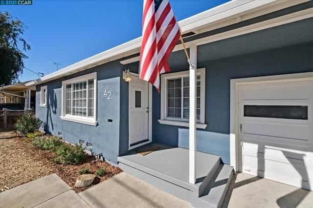 42 Lafayette Ave, Hayward, CA 94544 (#CC40971542) :: Alex Brant