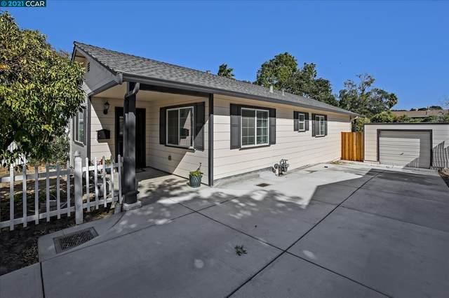 1010 Delacy Ave, Martinez, CA 94553 (#CC40971553) :: Alex Brant