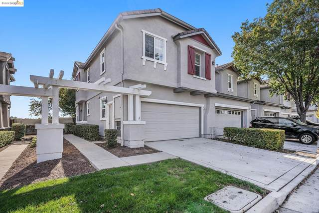 360 Jefferson Dr, Brentwood, CA 94513 (#EB40971604) :: The Kulda Real Estate Group