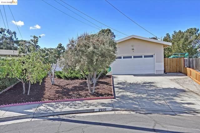 2600 Fahey Ct, Pinole, CA 94564 (#EB40971615) :: The Sean Cooper Real Estate Group