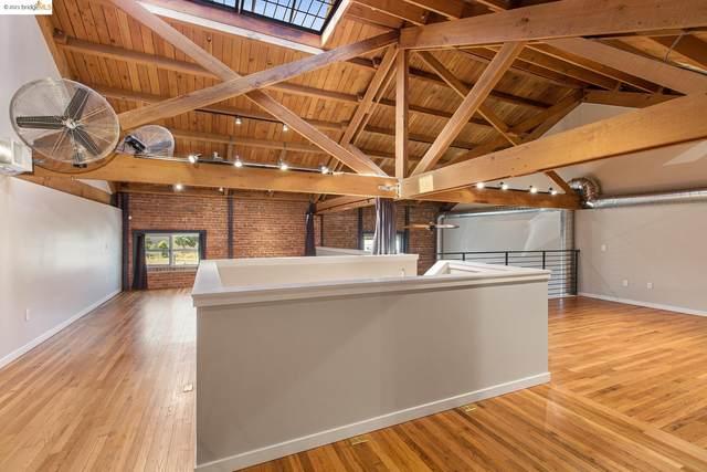 2336 Magnolia St 8, Oakland, CA 94607 (#EB40971619) :: The Sean Cooper Real Estate Group