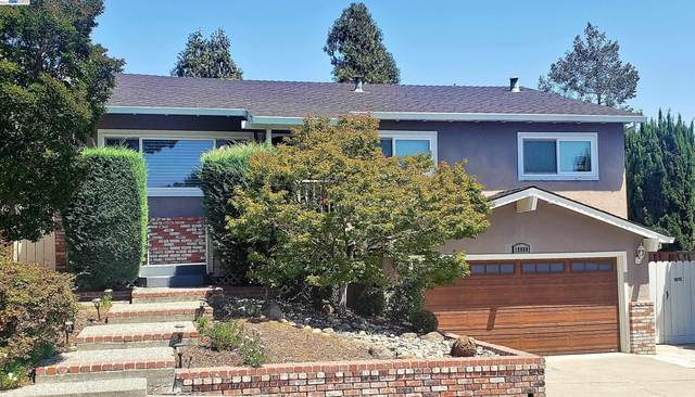 18808 Cameo Ct, Castro Valley, CA 94546 (#BE40971652) :: The Kulda Real Estate Group