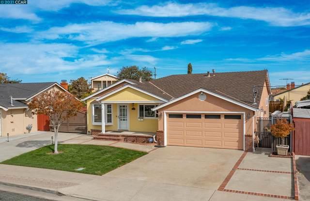 15418 Farnsworth St, San Leandro, CA 94579 (#CC40971665) :: The Sean Cooper Real Estate Group