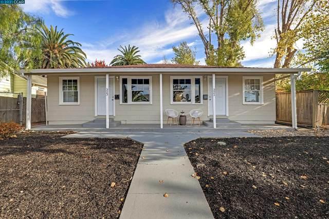 321 W K St, Benicia, CA 94510 (#CC40971681) :: The Kulda Real Estate Group