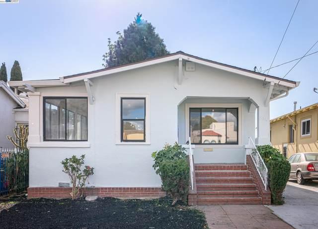 5561 Harvey Ave, Oakland, CA 94621 (#BE40971710) :: Intero Real Estate