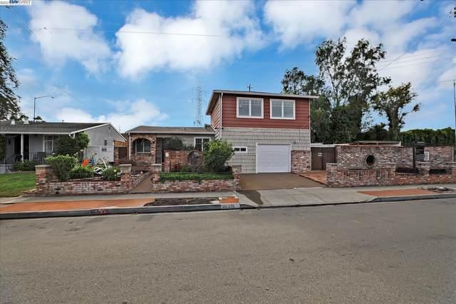 26375 Eldridge Ave, Hayward, CA 94544 (#BE40971702) :: The Sean Cooper Real Estate Group