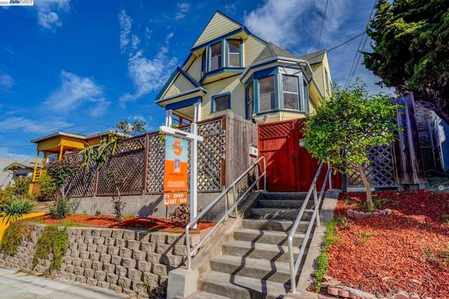 2334 E 22Nd St, Oakland, CA 94601 (#BE40971745) :: Paymon Real Estate Group
