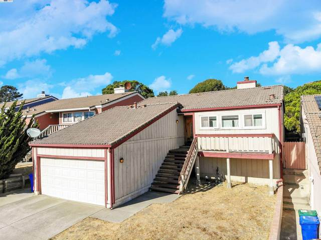 4075 Mozart Dr, Richmond, CA 94803 (#BE40971758) :: The Sean Cooper Real Estate Group