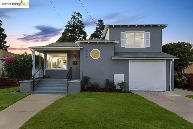 645 37Th St, Richmond, CA 94805 (#EB40971764) :: The Kulda Real Estate Group