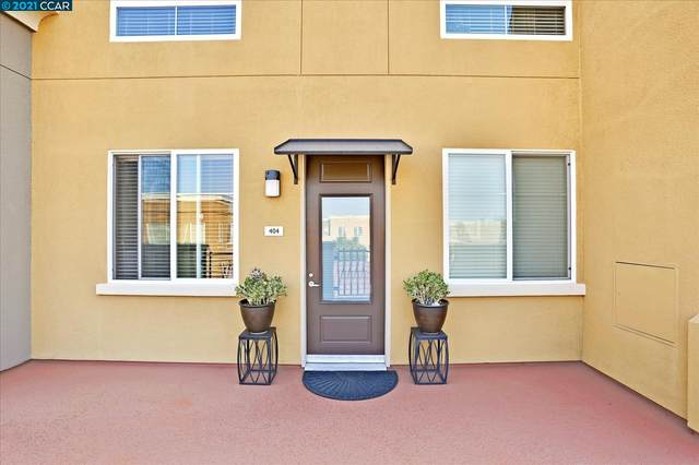 88 E 6Th St 404, Pittsburg, CA 94565 (#CC40971772) :: The Kulda Real Estate Group