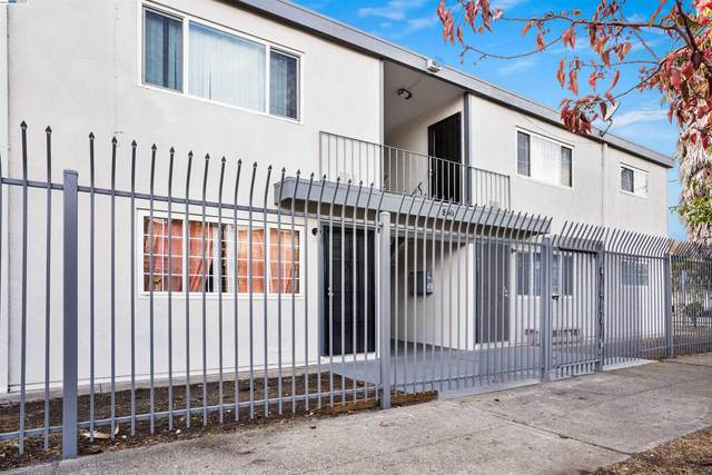 8511 Holly St, Oakland, CA 94621 (#BE40971797) :: The Sean Cooper Real Estate Group