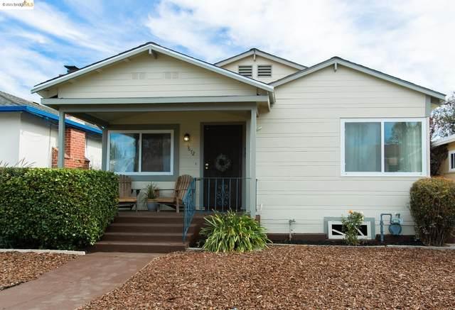 1672 67Th Ave, Oakland, CA 94621 (#EB40971821) :: The Sean Cooper Real Estate Group