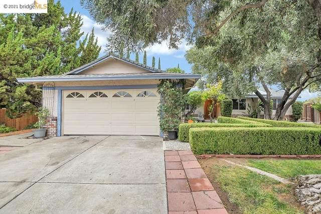 4 Barcelona Ct, Pittsburg, CA 94565 (#EB40971836) :: The Kulda Real Estate Group