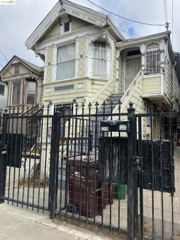 2318 Myrtle St, Oakland, CA 94607 (#EB40971855) :: The Sean Cooper Real Estate Group