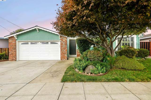 1233 West St, Hayward, CA 94545 (#BE40971861) :: The Kulda Real Estate Group