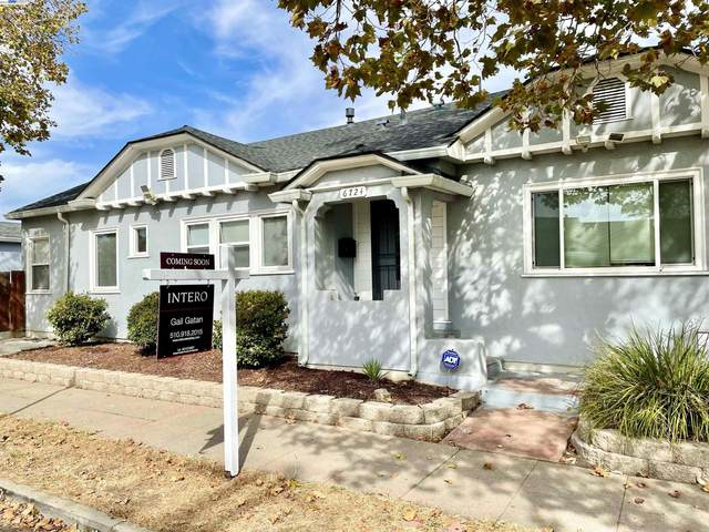 6724 Avenal Ave, Oakland, CA 94605 (#BE40971860) :: The Sean Cooper Real Estate Group