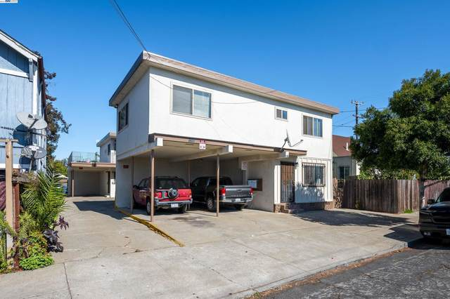 1725 Bissell Ave, Richmond, CA 94801 (#BE40971890) :: Alex Brant