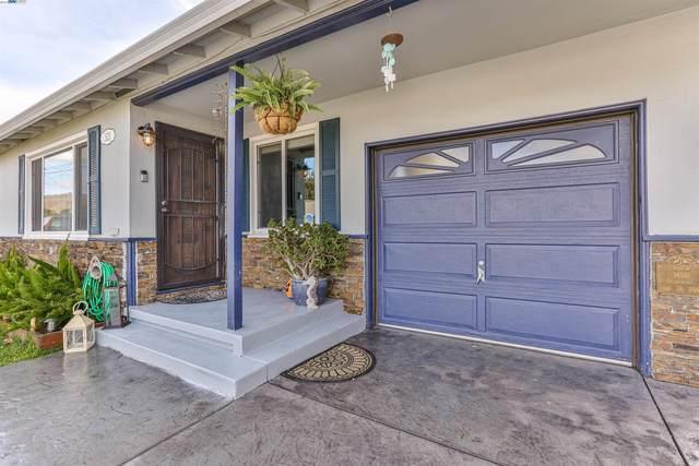 321 Tippecanoe Ave, Hayward, CA 94544 (#BE40971950) :: The Sean Cooper Real Estate Group