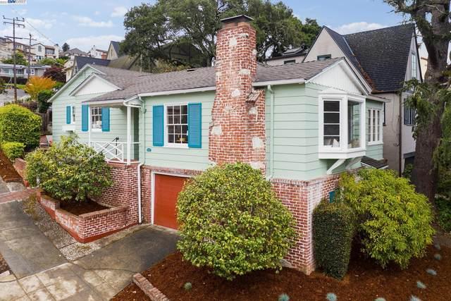 5850 Morpeth St, Oakland, CA 94618 (#BE40971969) :: The Kulda Real Estate Group